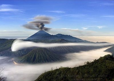 The Most Famous Tourist in East Java - Bromo Mountain | for anyone have the hobby of mountain climbing, mount bromo, East Java d existing mandatory be your destination. In addition to having the most beautiful sunrise scenery in East Java, it also has some unique places, you also get to know the Customs and culture of the locals, read his full review  #vacation #destination #attraction #tourist #holiday #sightseeing #holidays #photography #selfie #indonesia #eastjava #bromomount…