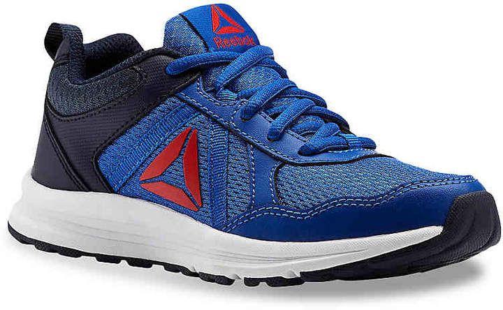 19b4c1b887ec2b Boys Almotio 4.0 Toddler   Youth Sneaker -Cobalt Red Navy