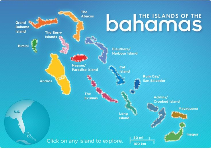 37 best Maps of Bimini The South East Florida coastline images on
