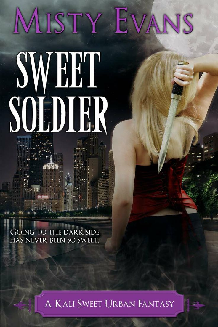 Amazon.com: Sweet Soldier, A Kali Sweet Urban Fantasy Story eBook: Misty Evans: Books
