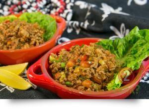 Spicy Beef Picadillo, Garlic & Oregano | What2Cook