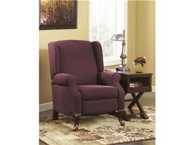 Signature Design Living Room High Leg Recliner 2800226   Ashley Furniture  HomeStore   Glendale AZ, Avondale AZ, Casa Grande AZ, Scottsdale A.