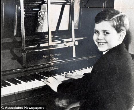 Elton John born Reginald Kenneth Dwight 1947