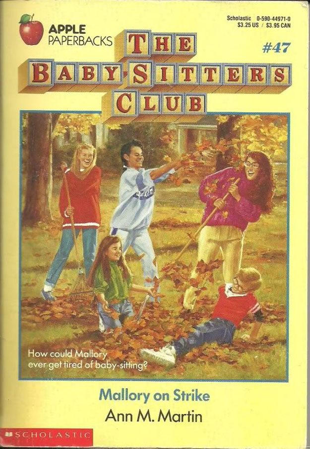 "12 Facts About ""The Baby-Sitters Club"" That Will Blow Your Mind - BuzzFeed Mobile"