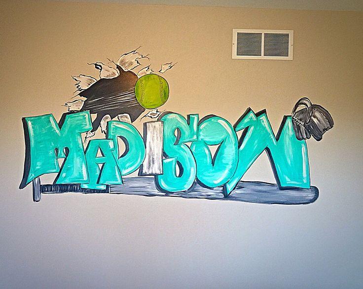 Graffiti Bedroom Walls Ideas for his room Graffiti Best 25