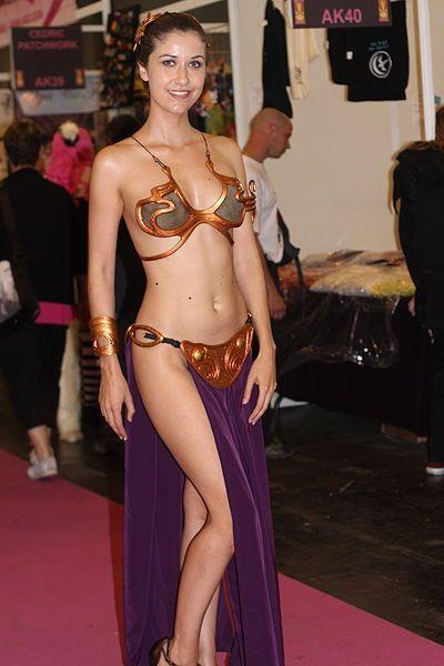 Leia erotic