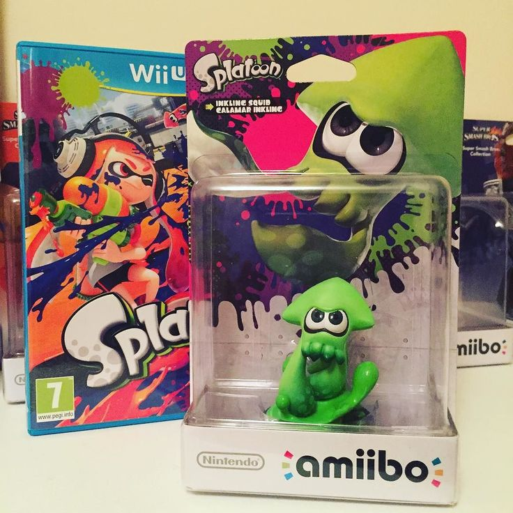 By robotniks_butthole: Early Xmas present from @jodilouisejones. Inkling Squid Amiibo figure. I was one of the unlucky ones who had my preorder stolen so it's nice to get this dude. #nintendo #nintendocollection #igersnintendo #nintendolife #amiibo #splatoon #inkling #squid #game #gamescollection #retrogaming #wiiu #retrogaming #microhobbit