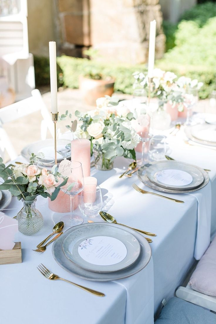 Natural Outdoor Wedding - Ideas for a natural wedding of love whispering fair #decoration wedding table decoration outdoor wedding light ... - #ideas #natural #outdoor #wedding #whispering