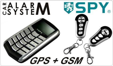 Buenas tardes amig@s!! Hoy en Carmultimediazone.com destacamos nuestra #Alarma de Coche #SPY LC629 con 2 Mandos #GSM + localización por #GPS al mejor precio y en sólo 24 horas!! Este sistema de alarma #antirrobo de la marca SPY consta de un módulo de control que integra: un sistema GPS que permite al usuario conocer la localización del vehículo y un sistema GSM que avisa a través de un móvil/sintonizador del estado del coche, todo en tiempo real.