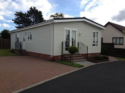 residential park home 2 dbl bedrooms bungalow style home for the over 50s