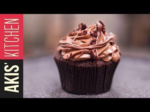 Nutella Cupcakes | Akis Petretzikis