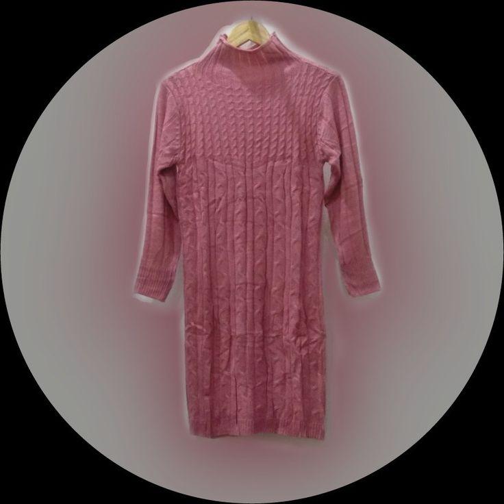 Rp. 115.000-  Rajut Longdress Tunik (turtle neck) - @hitanitya collection  harga : Rp 115k  Warna: Dusty Pink  Ukuran all size  Order/Tanya Rajut Longdress Tunik (turtle neck) :  WA : 0818-38-2027  foto Real Pict  FORMAT ORDER Rajut Longdress Tunik (turtle neck) :  Nama - Alamat - No hp - Order :  #rajut #longdress #rajutmurah #rajuttunik #turtleneck #tunikturtleneck #rajutlongdressmurah #grosirrajut #fashiongram #igstyle #fashionista #dressup #girls #brand #rajutdepok #rajutturtleneck…