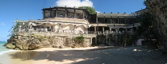 The Cliff, Saint James Parish - Restaurant Reviews - TripAdvisor