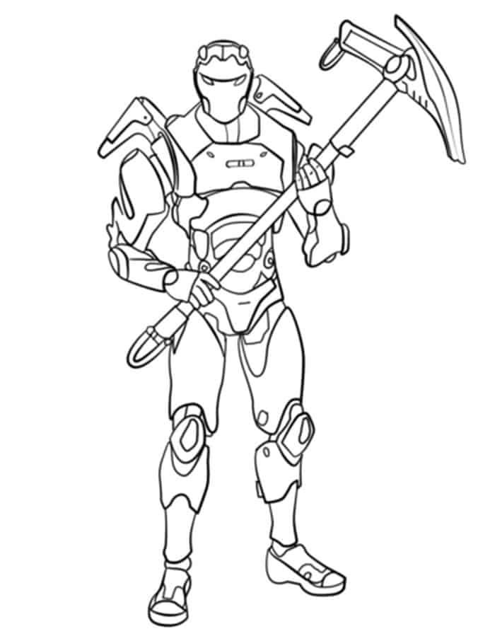 Fortnite Coloring Pages Carbide Coloring Pages Marvel Coloring Cartoon Coloring Pages