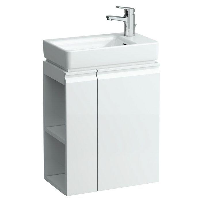 Laufen Pro S Waschtischunterbau Seitenablage links - MEGABAD