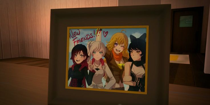 RWBY: New Friends! Yes rip my heart out for the third time in one episode
