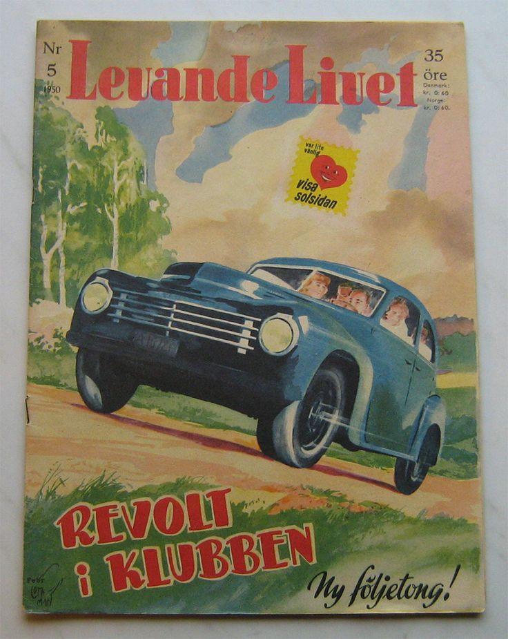 Levande livet nr. 5,1950 Allan Löthman