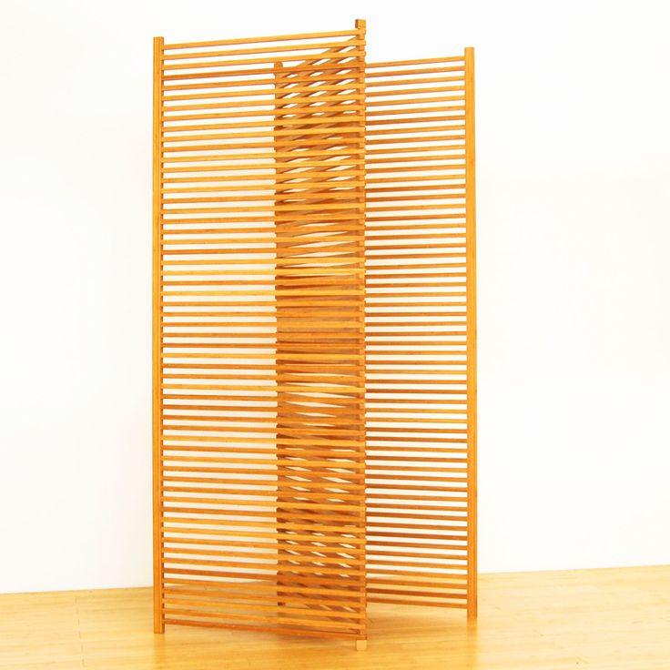 Greenington Lilac Bamboo Room Divider - Carmel - GO003-C
