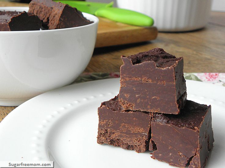 Crock Pot Peppermint Fudge: Gluten Free & Dairy Free