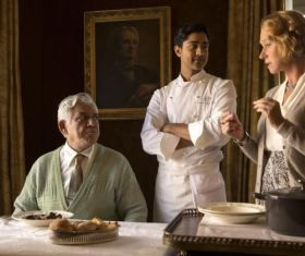 The Hundred-Foot Journey Review: Helen Mirren Truly Cooks  Saw this on Sunday! Excellent Movie. Go see it. See Hollywood Good movies can be made without excessive cursing.