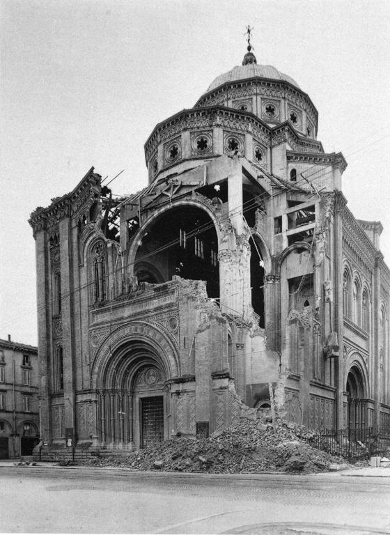 1943-45, Bolognina, Chiesa del Sacro Cuore