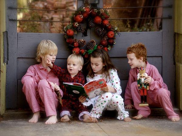 Come godersi le vacanze di Natale con i bambini