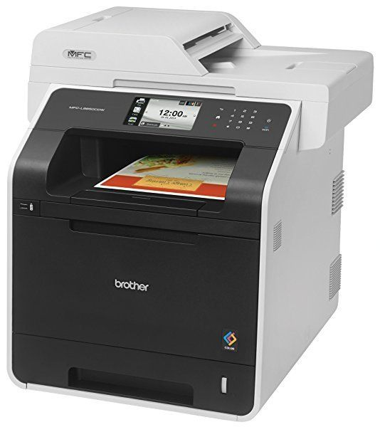Brother MFC-L8850CDW Wireless Color Laser Printer with Scanner Copier Fax - $369.48 at Amazon #LavaHot http://www.lavahotdeals.com/us/cheap/brother-mfc-l8850cdw-wireless-color-laser-printer-scanner/175145?utm_source=pinterest&utm_medium=rss&utm_campaign=at_lavahotdealsus