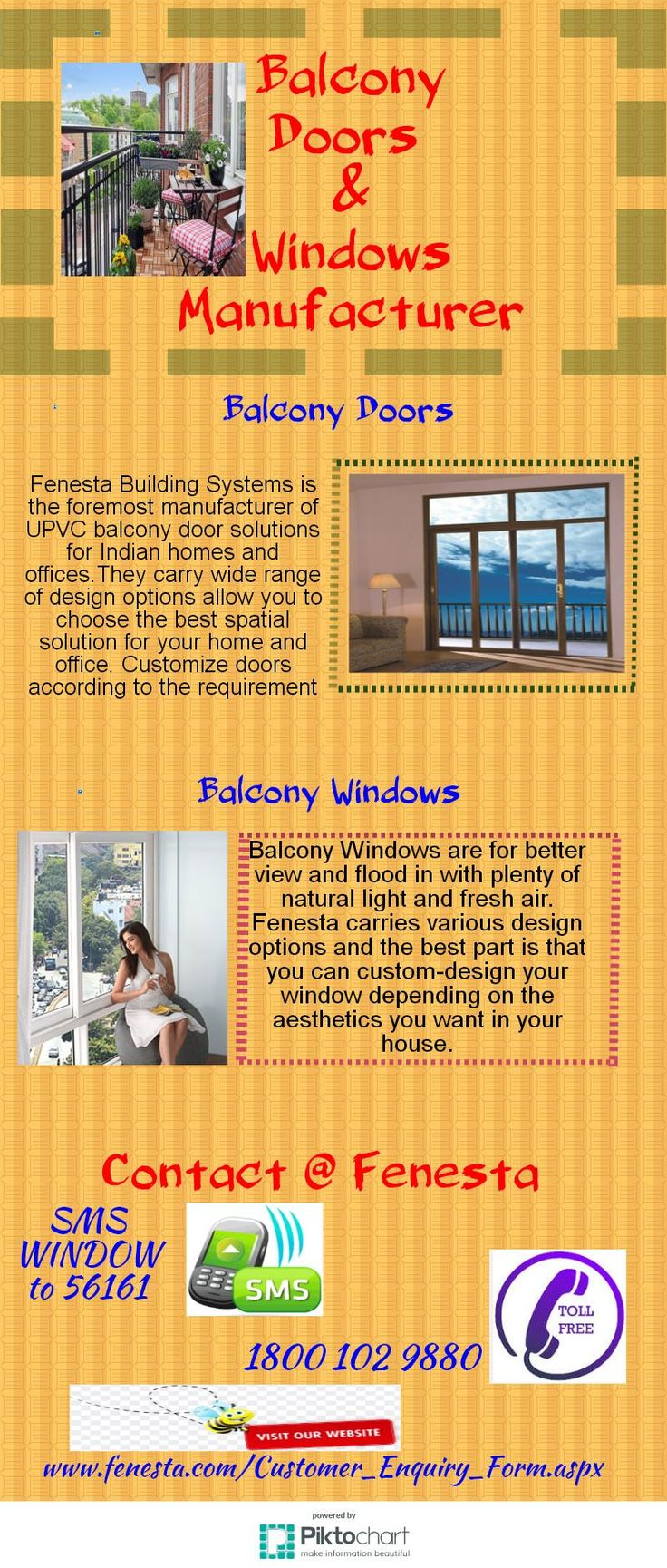 Fenesta upvc doors windows glass flooring - Style Your House Wit Cool Balcony Doors And Windows