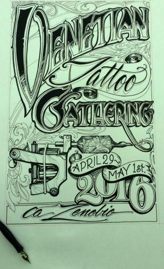 Venetian Tattoo Gathering 2016