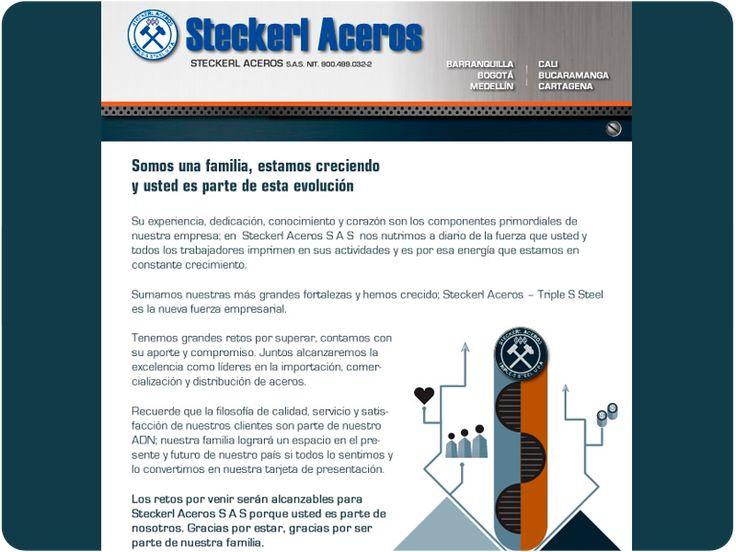 Steckerl Aceros - Boletines Web para suscriptores, piezas de temporada