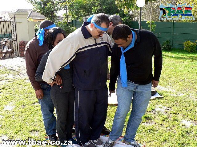 Eskom Team Building Durbanville Cape Town