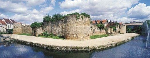 Château de Brie-Comte-Robert, Seine-et-Marne, France