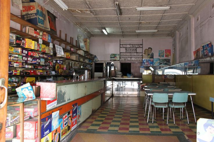 australian milk bar interior - Google Search