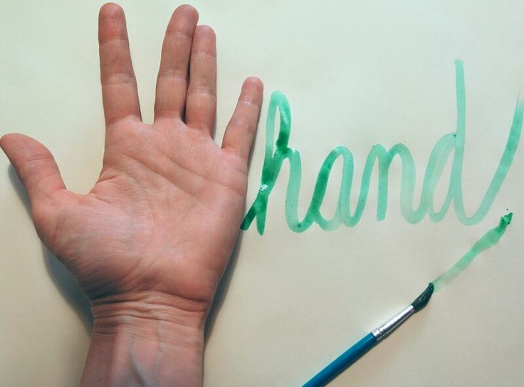 #hand#poster