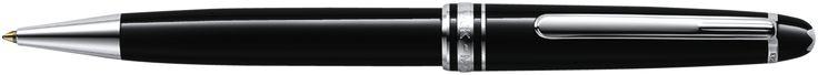 Montblanc+presents:Meisterstück+Platinum+Line+Classique+Ballpoint+Pen