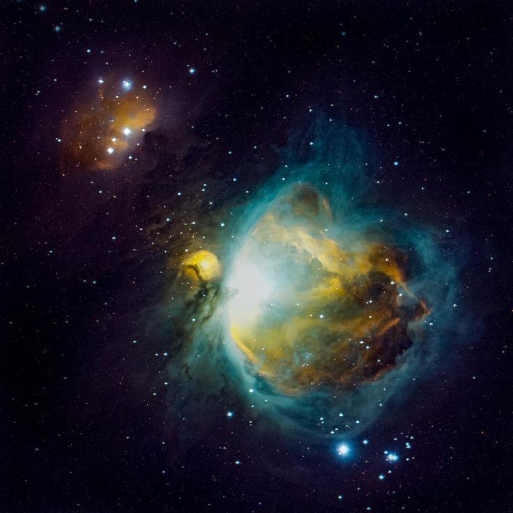 The Orion Nebula  Sho