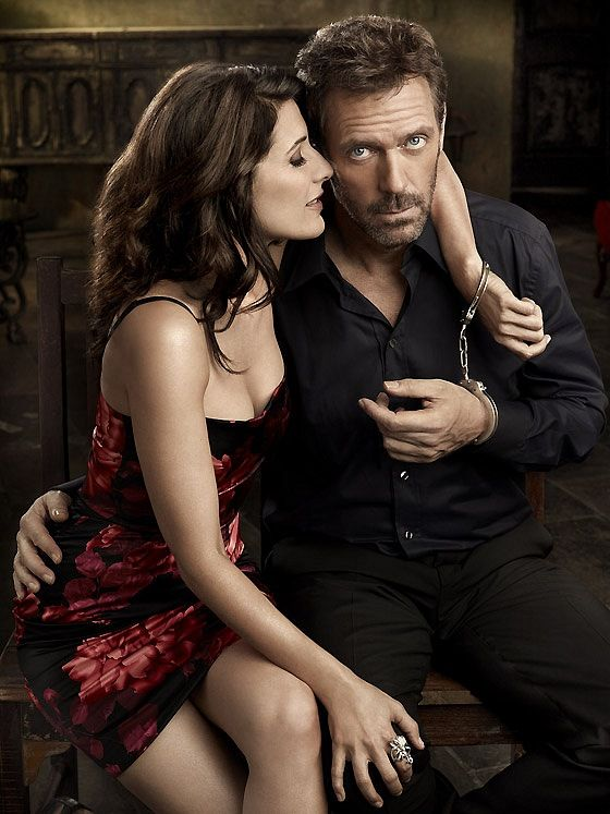 Hugh Laurie, Lisa Edelstein, House, M.D.