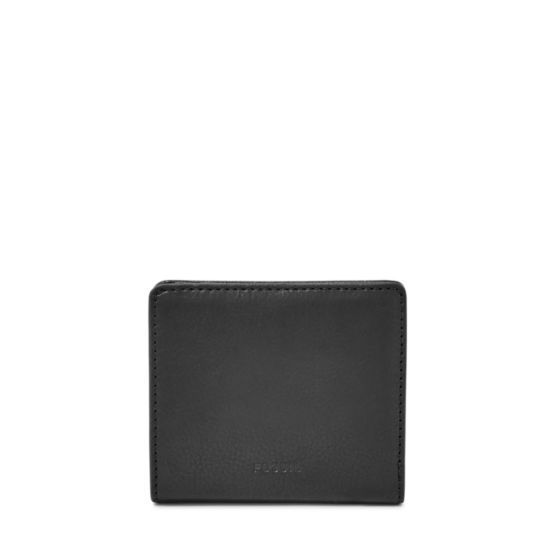 This season, less is definitely more. Our Emma mini wallet's smooth glazed leather in neutral(ish) hues make it a lasting essential.We've designed this wallet with a special lining to help protect the Radio Frequency Identification (RFID) chips in your credit and debit cards from unwarranted scanning.