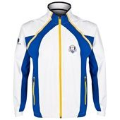 The 2014 Ryder Cup The 2014 European Ryder Cup Team Waterproof Jacket - Daily Option