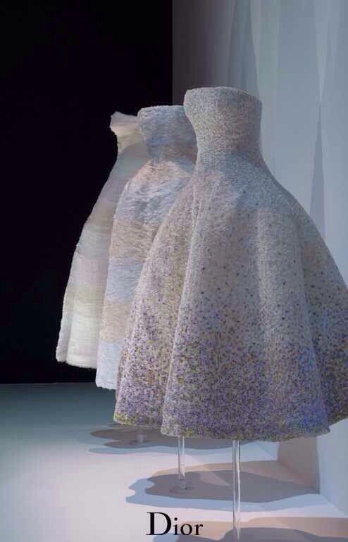 Maria Nepomuceno é artista brasileira convidada da Casa Dior