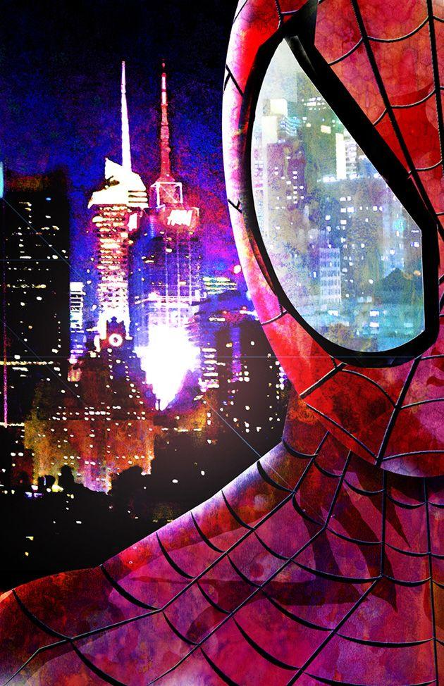 Spider-Man by Sean Anderson