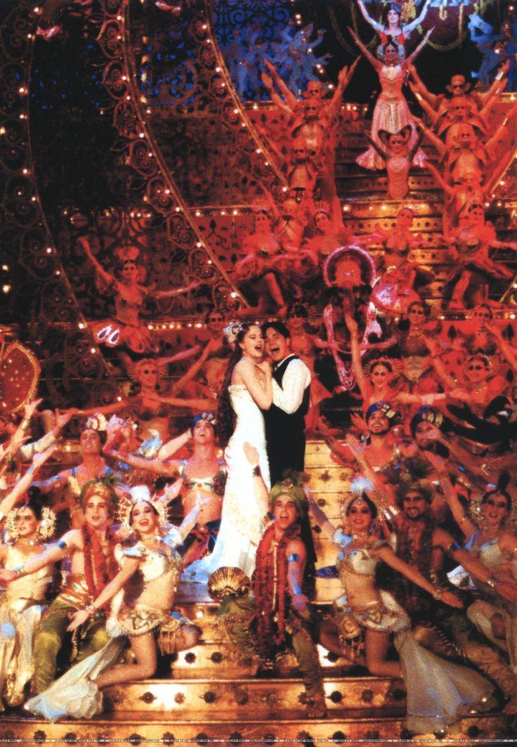Moulin Rouge! Film  TV Tropes