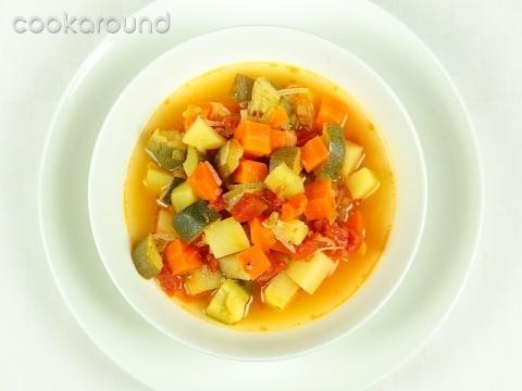 Zuppa di verdura: Ricette Grecia | Cookaround