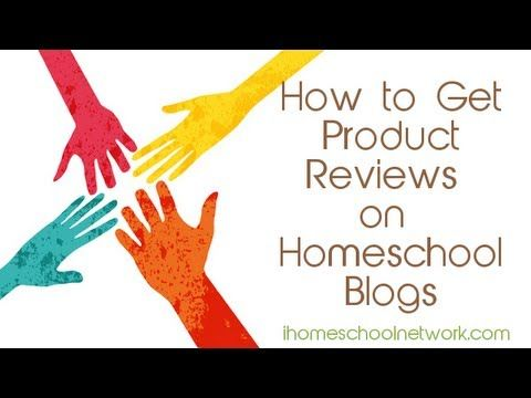 Product Reviews on Homeschool Blogs:  How to Get Them How can you get homeschool bloggers talking about your product or service online on blogs and social media?#ihsnet ►Homeschool Marketing from Jimmie Lanley at iHomeschool Network email → info@ihomeschoolnetwork.com