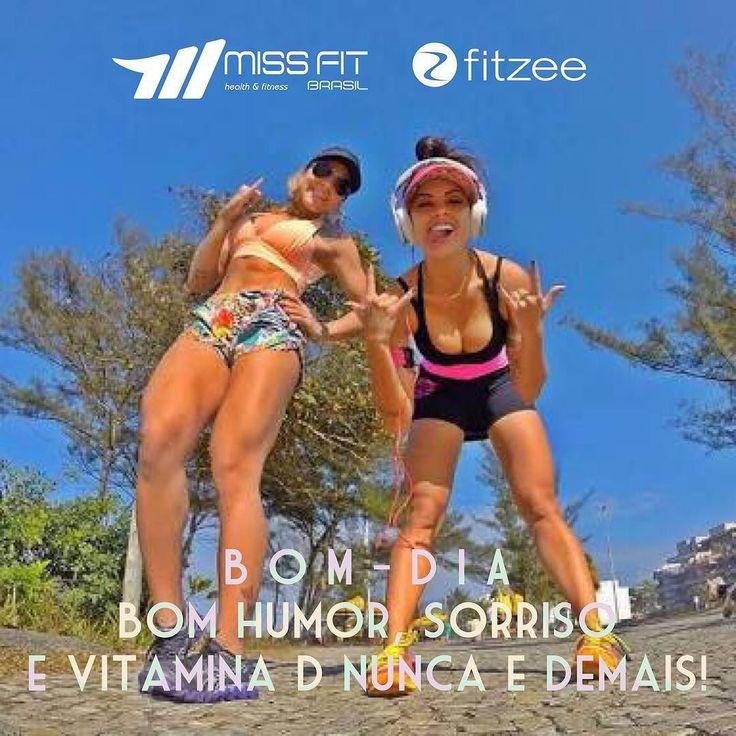 """Bomm dia domingão! Bora aproveitar o dia?! Bom humor vitamina D e good vibes para hoje! _______________________________________________________ Nossos canais de compra: . http://ift.tt/1PcILpP Whatsapp: 41 99144-4587 Loja virtual no face: Acesse missfitbrasilhf USA Store: www.fitzee.biz. . Worldwide shipping Parcele em até 4x sem juros via Pagseguro Frete grátis para todo Brasil nas compras acima de R$ 29900. Use o cupom """"BLACKFRIDAY"""" __________________________________________________"""