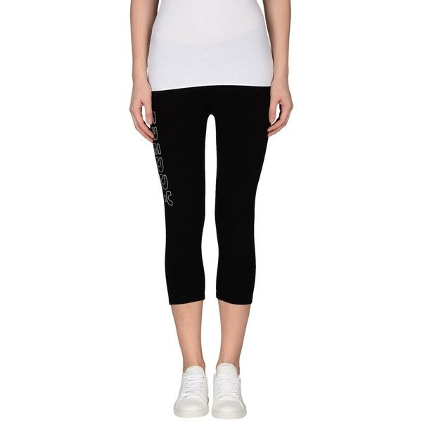 Freddy Leggings ($26) ❤ liked on Polyvore featuring pants, leggings, black, freddy pants, jersey leggings, freddy, jersey pants and peg-leg pants