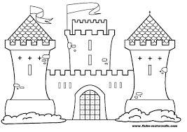 """Résultat de recherche d'images pour """"chateau dessin couleur"""""""