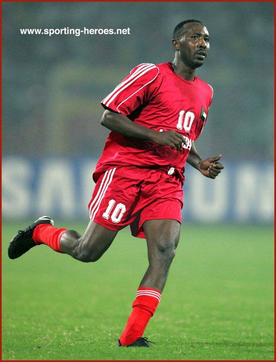 Haitham Tambal - Sudan - African Cup of Nations 2008