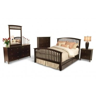 Tribeca 10 Piece Queen Set Bob S Discount Furniture