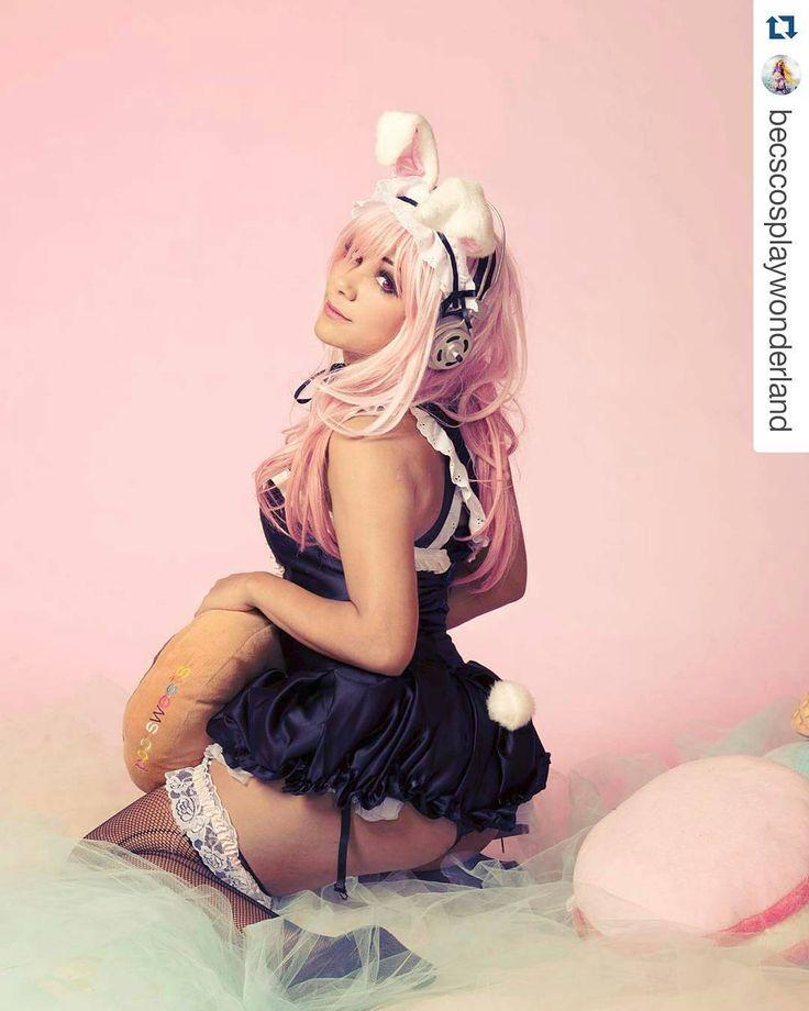 #Repost #l4l #like4like @becscosplaywonderland  Happy Easter   photo by @timbermingham #supersonico #supersonicocosplay #sonico #sonciocosplay #sexycosplay #animecosplay #anime #animegirl #bunnygirl #pink #cute #curvy #curves #cosplay #cosplaybabe #cosplaygirl #cosplayersofinstagram #instagood #instadaily #instacosplay #girlswhocosplay #womenofcosplay #tan #sexymaid #bootyfull #easter #happyeaster #bunnygirl